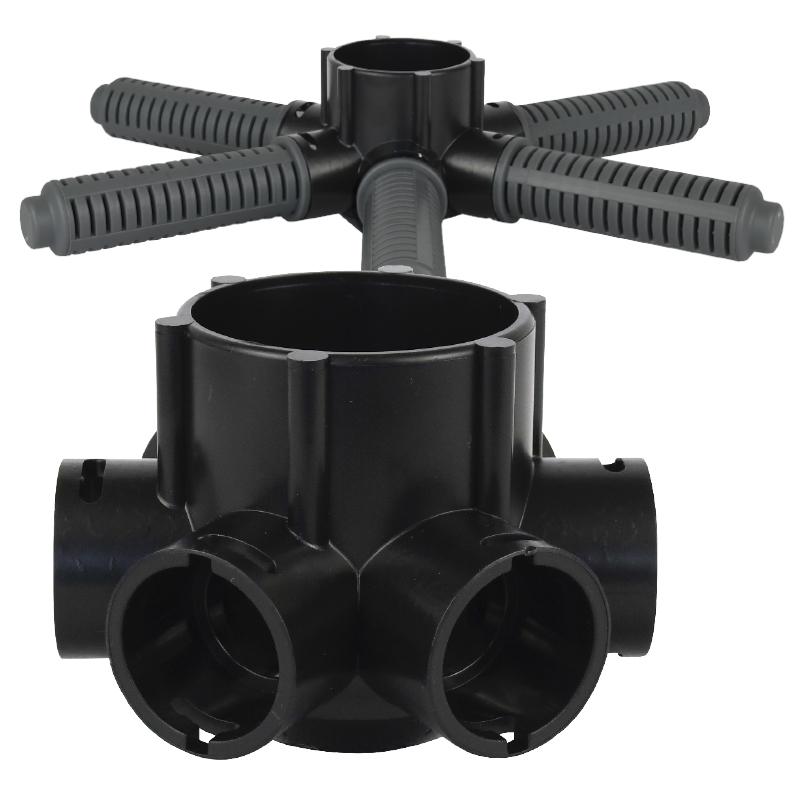 filtro de drenaje en plastica mod.CC06