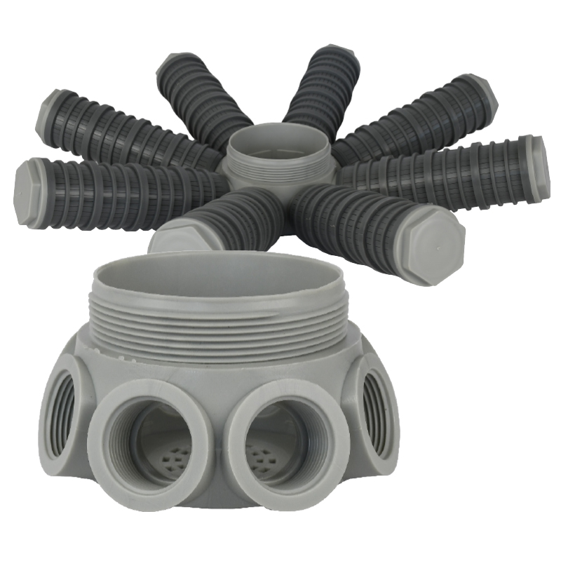 colector para brazo filtrante mod.CST08