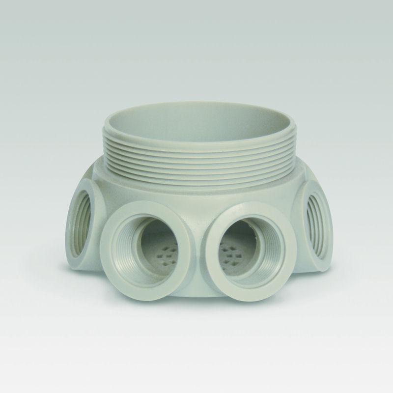 colector para brazo filtrante modelo CST08