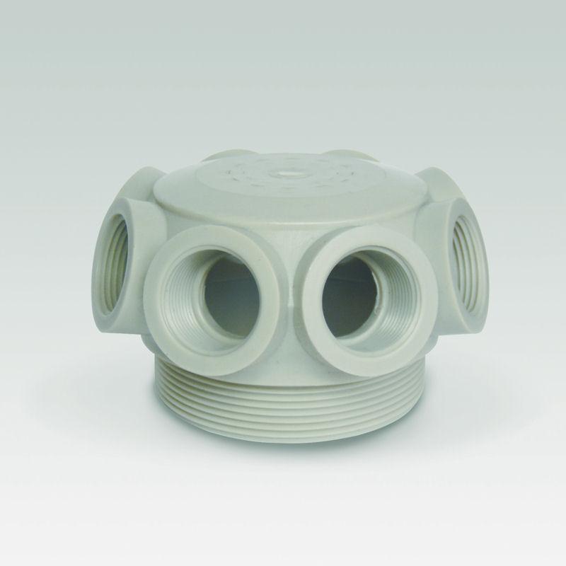 colector para filtros modelo CSI08