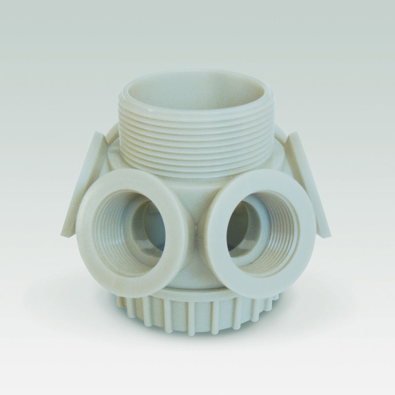 estrella con crepinas para filtros modelo CST06