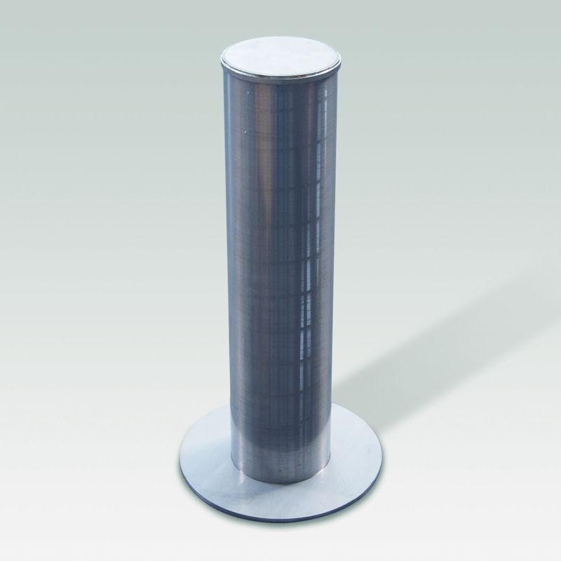 trampilla resinas en acero inox modelo RTESS