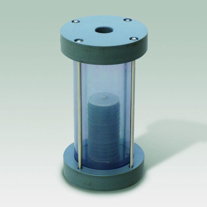 trampas resinas modelo RTPL