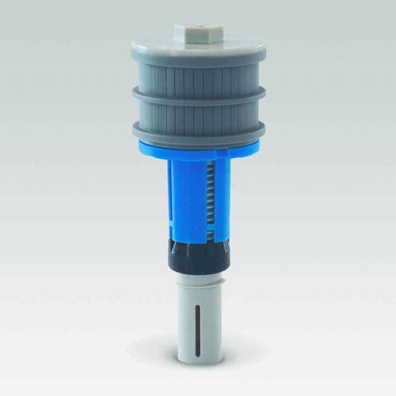 crepina filtrante para tratamiento de aguas modelo RTL