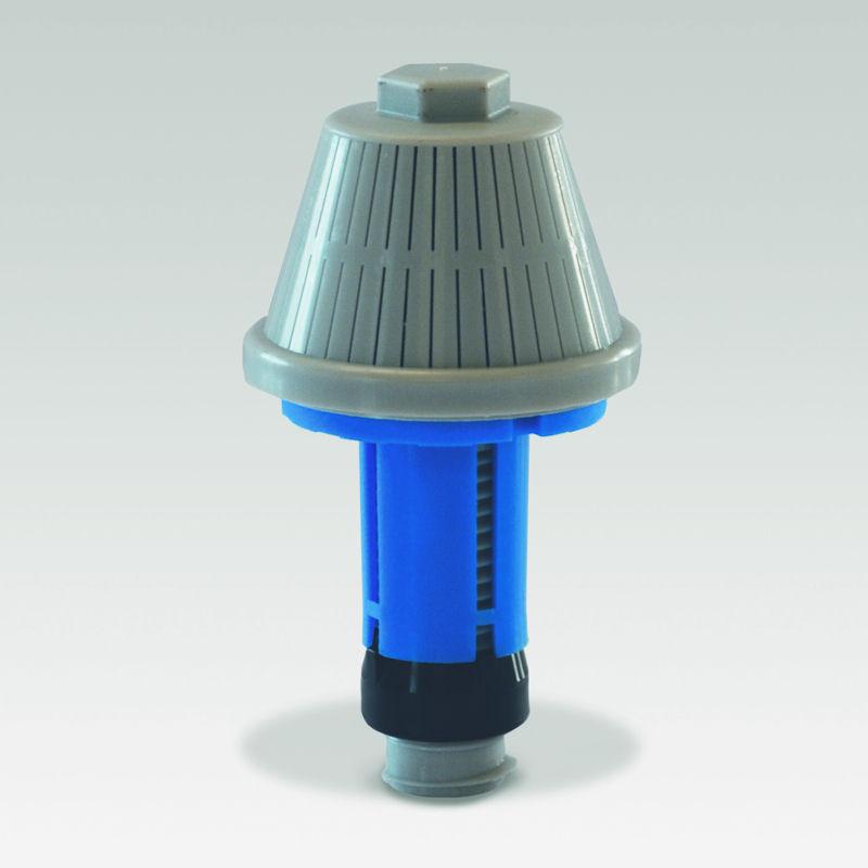 crepina en plastica para agua modelo TTL