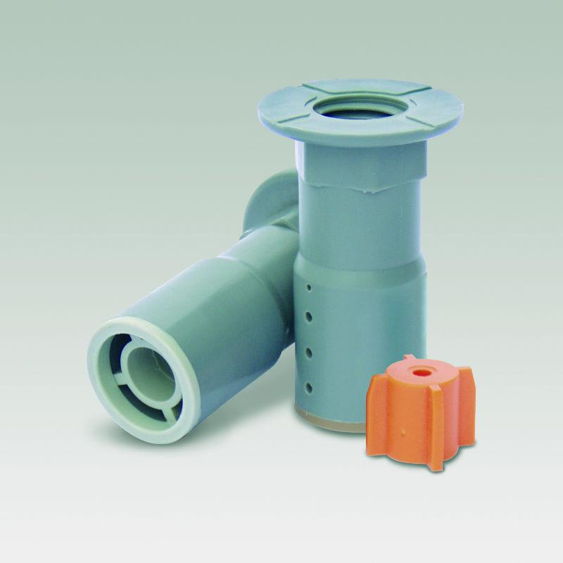 valvula para placa inferior modelo DPI