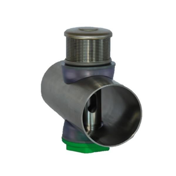 crepine filtre en acier inoxydable mod.HTS
