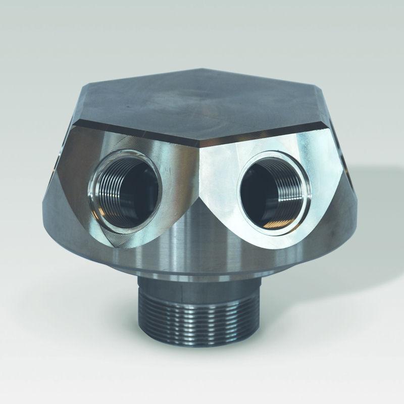 collecteur de drainage en acier inoxydable modele CAI06