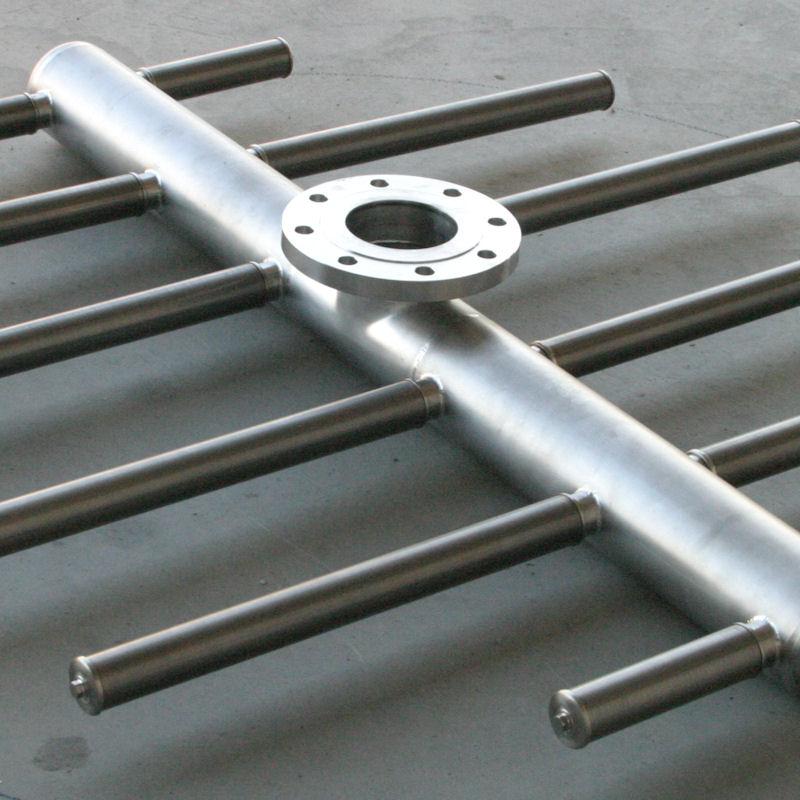 drainage en acier inoxydable modele CH