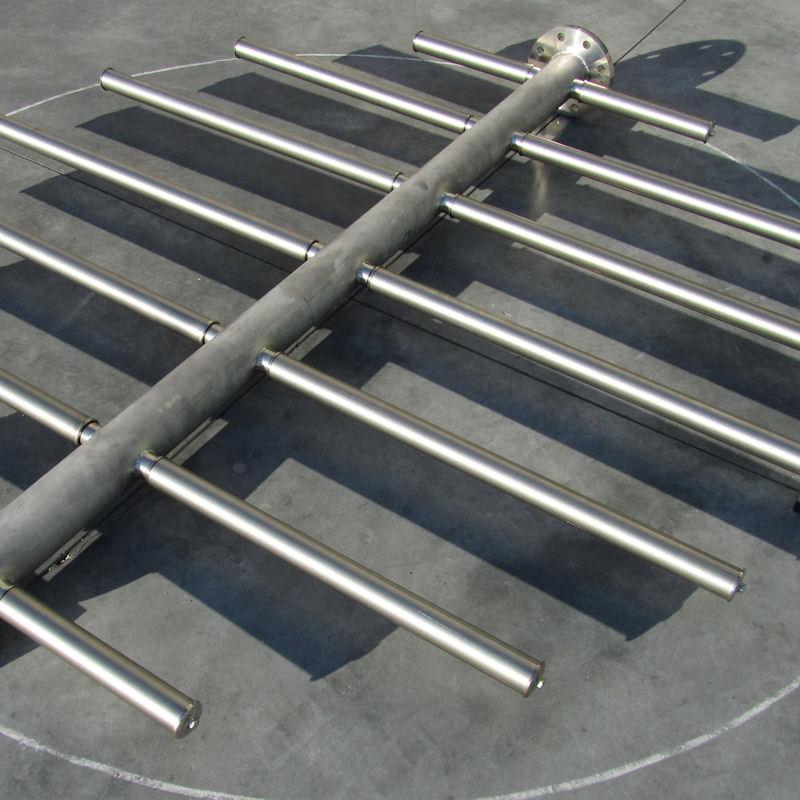 drainage en acier inoxydable modele CHS