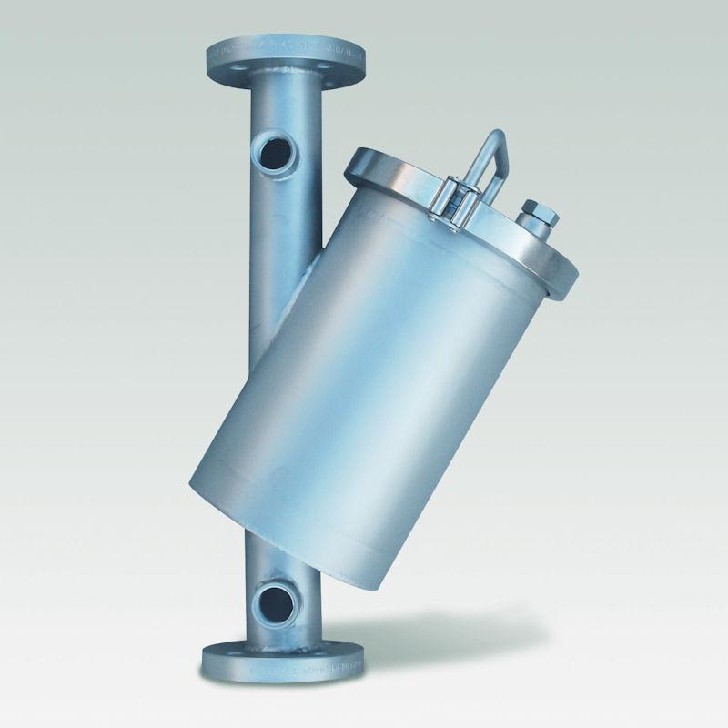 acier inoxydable filtre modele RTY