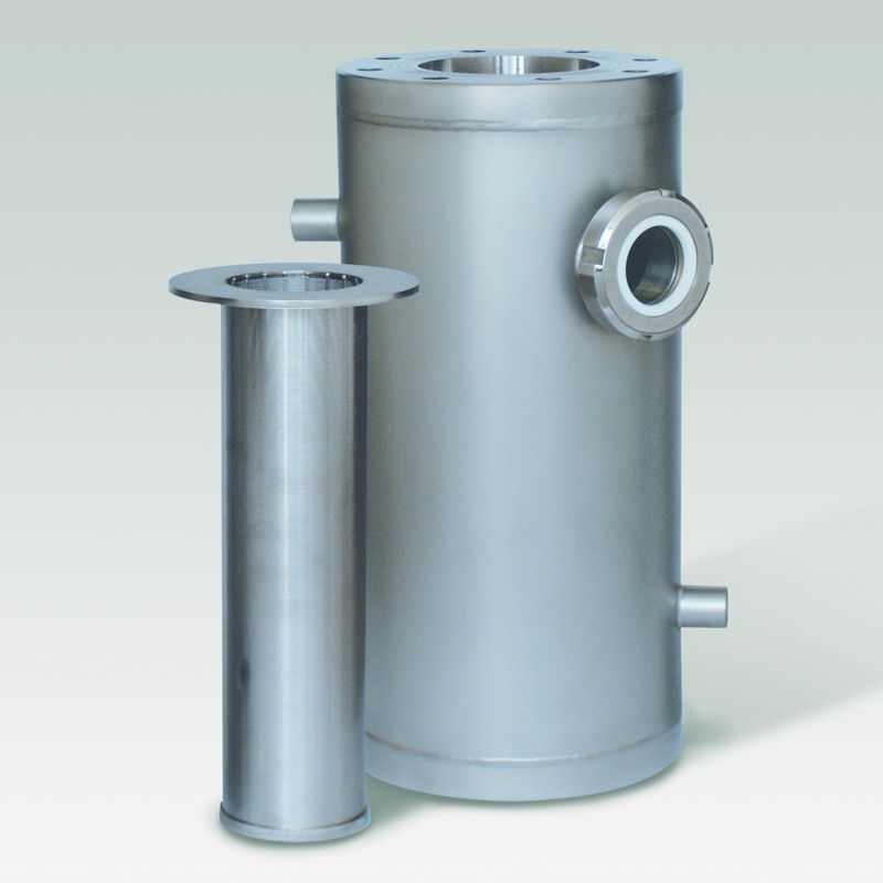 piege resines en acier inoxydable modele RTSS