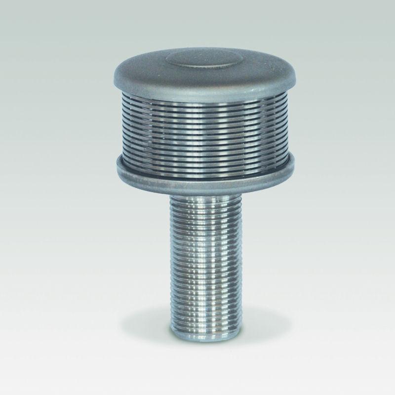 acier inoxydable crepine filtre modele HTC