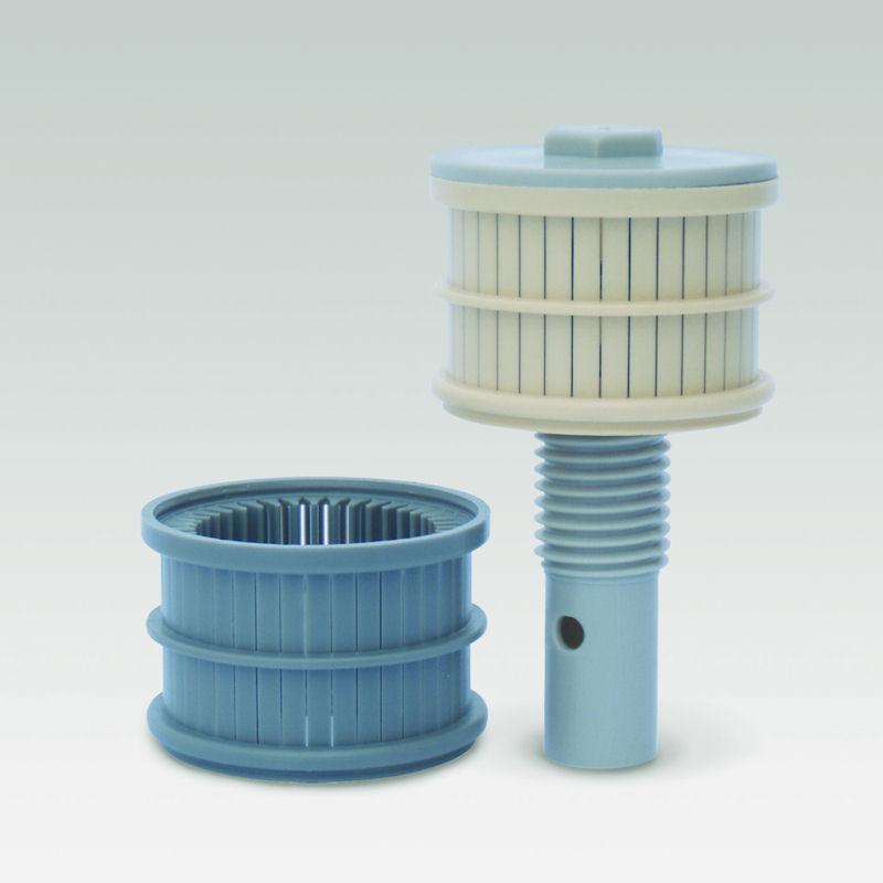 plastique crepine pour eau modele R