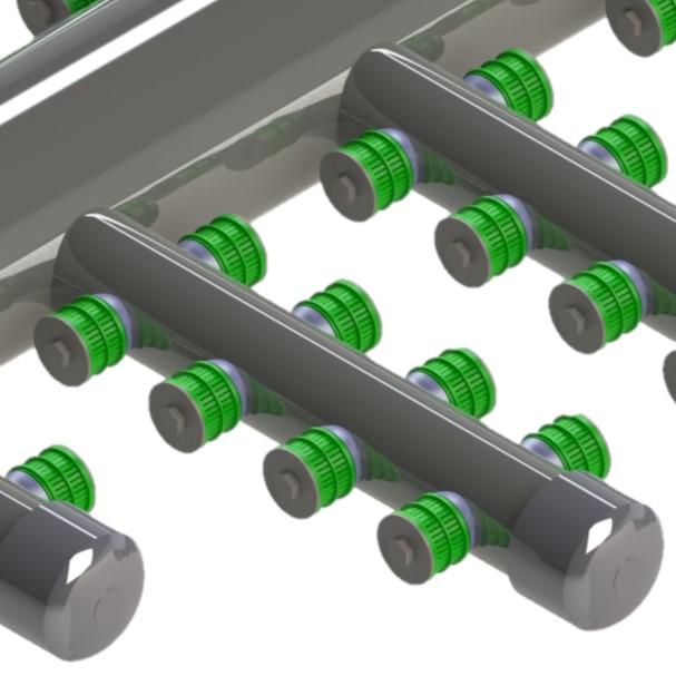 plastic filter nozzles mod.xT