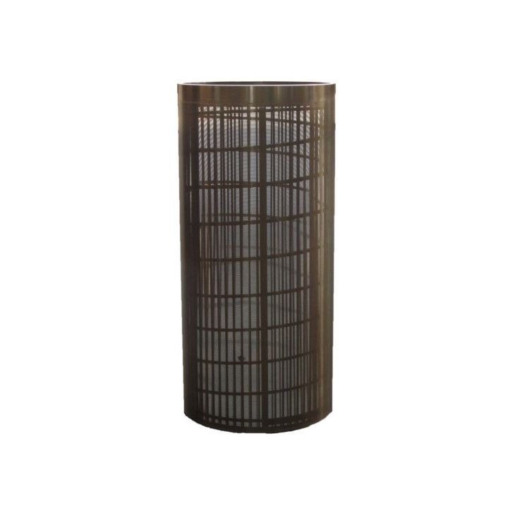 stainless steel basket mod.BS