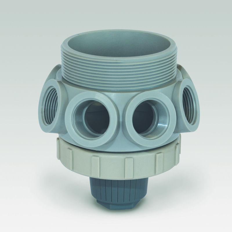 drain collector model CSD08