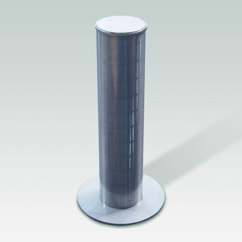 stainless steel resin trap model RTESS