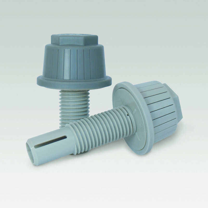 Filter nozzle with vertical slots model P