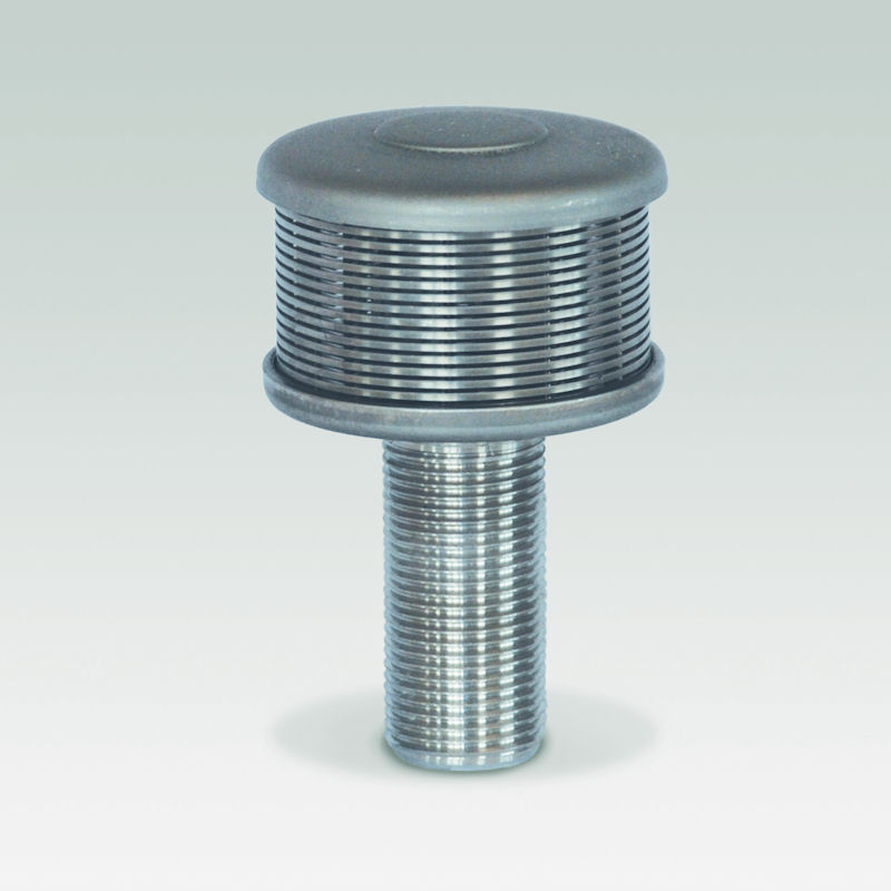 stainless steel filter nozzle model HTC