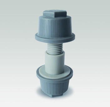 ion exchange filter nozzle for intermediate plate models PI