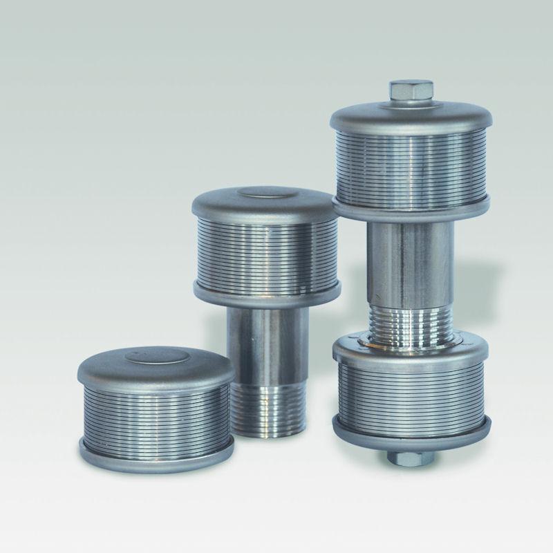 stainless steel nozzle for intermediate plate model HTF